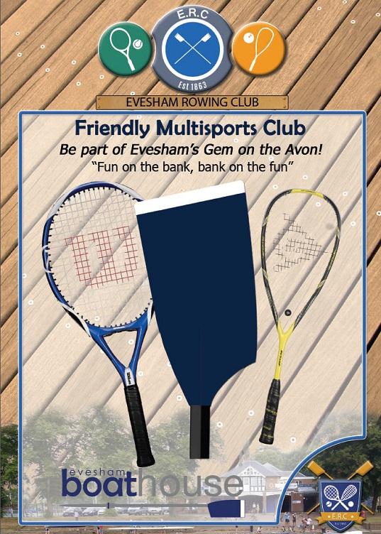 Evesham Rowing Club Brochure