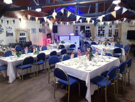 Evesham Rowing Club Function Room